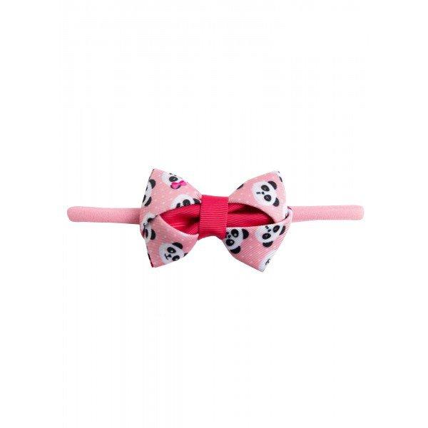 faixa panda rosa