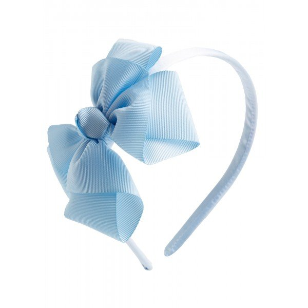 tiara lirio tita azul